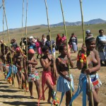 02 Iintombi of KwaBhaca Kingdom at Umkhosi wokukhahlela 2012 - moral regeneration