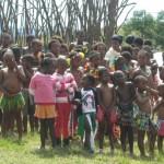 Iintombi of KwaBhaca Kingdom at Umkhosi wokukhahlela 2012 - abantwana bakwaBhaca
