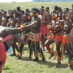 Iintombi of KwaBhaca Kingdom at Umkhosi wokukhahlela 2012 - ikhwapha!!!