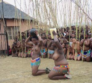 KwaBhaca Kingdom Umkhosi wokukhahlela (womhlanga) 2014