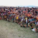 Umkhosi wokukhahlela - Bhaca Royal Reed ceremony - Elundzini Royal Residence, KwaBhaca (10) - Bhaca Maidens