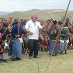 Umkhosi wokukhahlela - Bhaca Royal Reed ceremony - Elundzini Royal Residence, KwaBhaca (12) - Bhaca Maidens