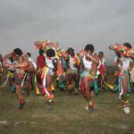 Umkhosi wokukhahlela - Bhaca Royal Reed ceremony - Elundzini Royal Residence, KwaBhaca (13) - Bhaca Maidens