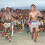 Umkhosi wokukhahlela - Bhaca Royal Reed ceremony - Elundzini Royal Residence, KwaBhaca (18) - Bhaca Maidens