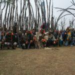 Umkhosi wokukhahlela - Bhaca Royal Reed ceremony - Elundzini Royal Residence, KwaBhaca (21) - Bhaca Maidens