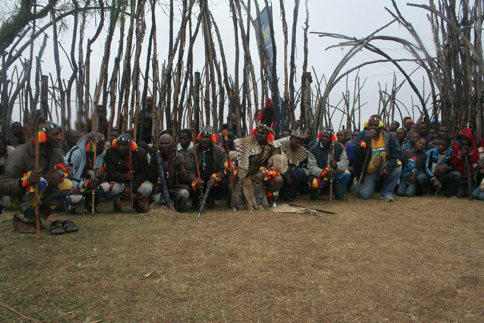 Umkhosi wokukhahlela – Bhaca Royal Reed ceremony – Elundzini Royal Residence, KwaBhaca (21) – Bhaca Maidens