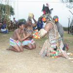 Umkhosi wokukhahlela - Bhaca Royal Reed ceremony - Elundzini Royal Residence, KwaBhaca (22) - Bhaca Maidens