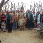 Umkhosi wokukhahlela - Bhaca Royal Reed ceremony - Elundzini Royal Residence, KwaBhaca (4) - Bhaca Maidens