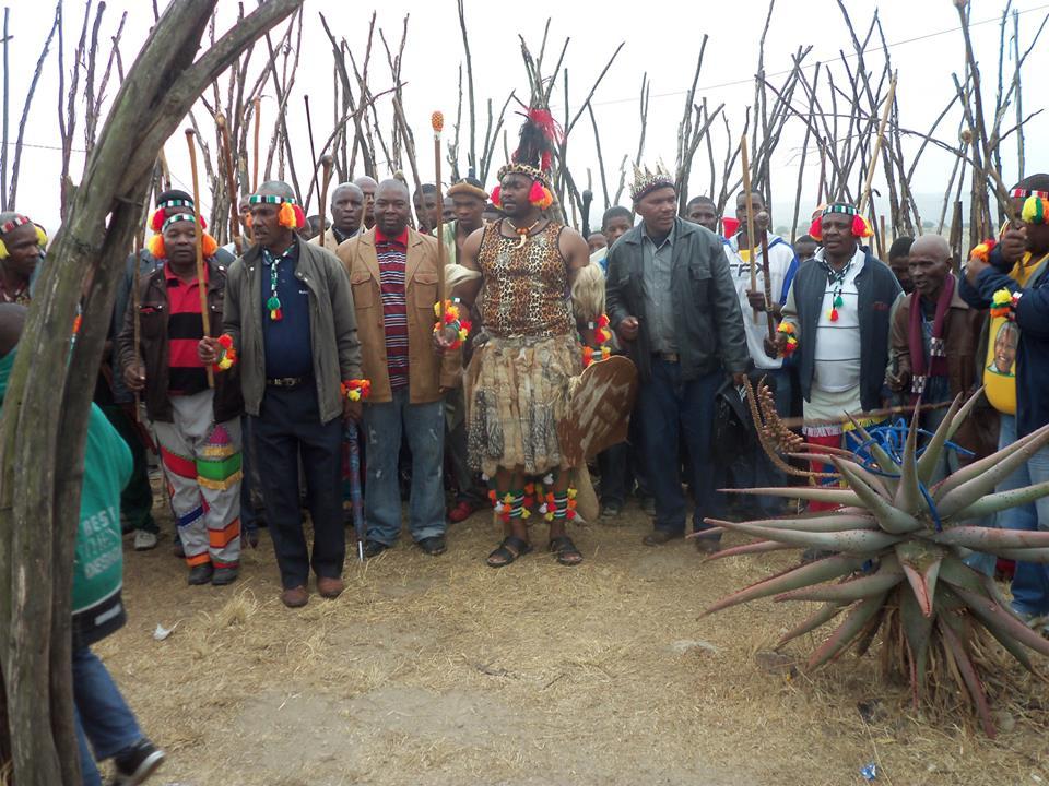 Umkhosi wokukhahlela – Bhaca Royal Reed ceremony – Elundzini Royal Residence, KwaBhaca (4) – Bhaca Maidens
