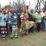 Umkhosi wokukhahlela - Bhaca Royal Reed ceremony - Elundzini Royal Residence, KwaBhaca (8) - Bhaca Maidens