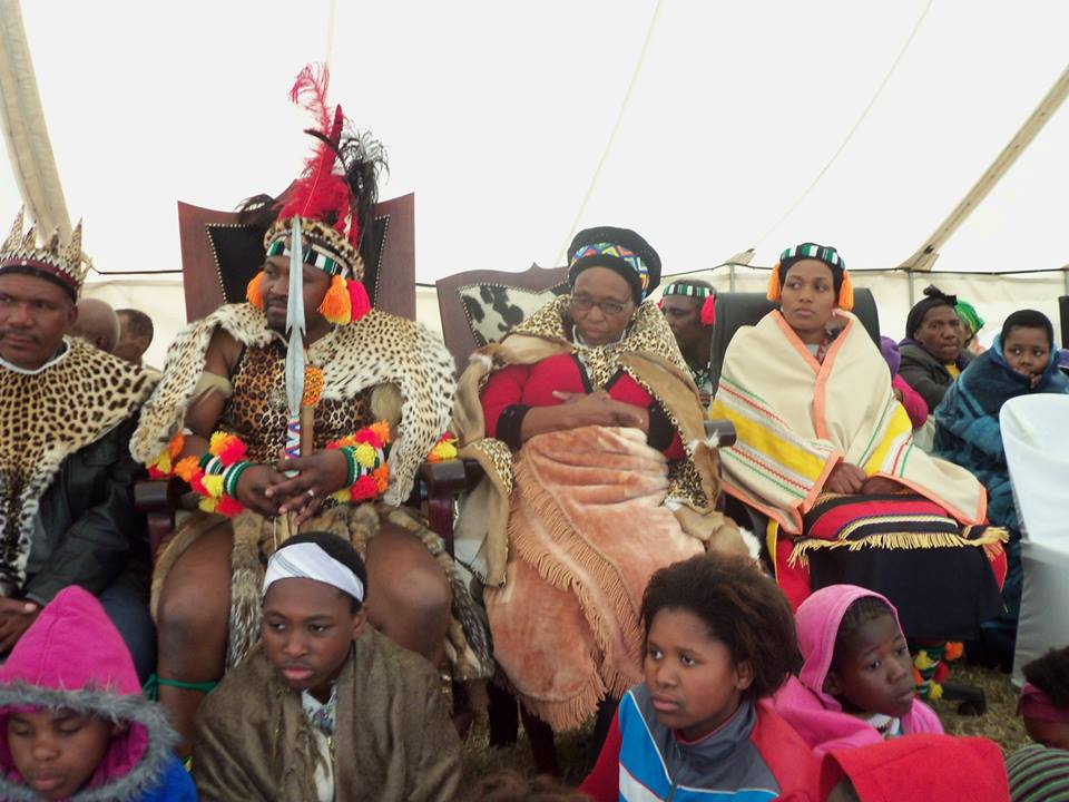 Umkhosi wokukhahlela – Bhaca Royal Reed ceremony – Elundzini Royal Residence, KwaBhaca (9) – Bhaca Maidens